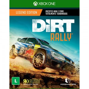 Jogo Dirt Rally Legend Edition - Xbox One